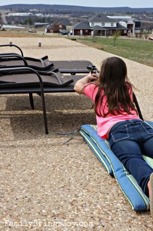 homemade firing range familybringsjoy.com