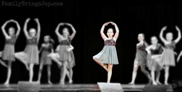 Dance Recital familybringsjoy.com