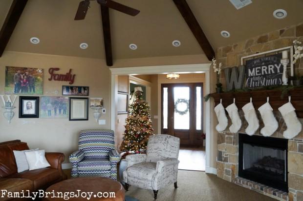 front door view of living room familybringsjoy.com