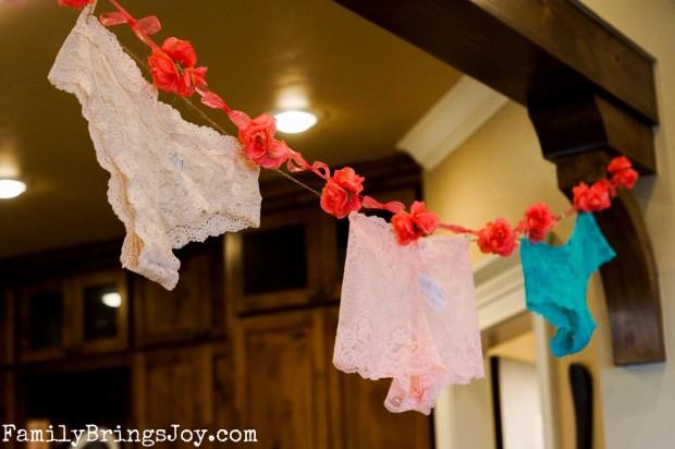 panty garland