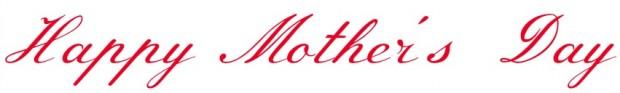 Happy Mother's Day familybringsjoy.com