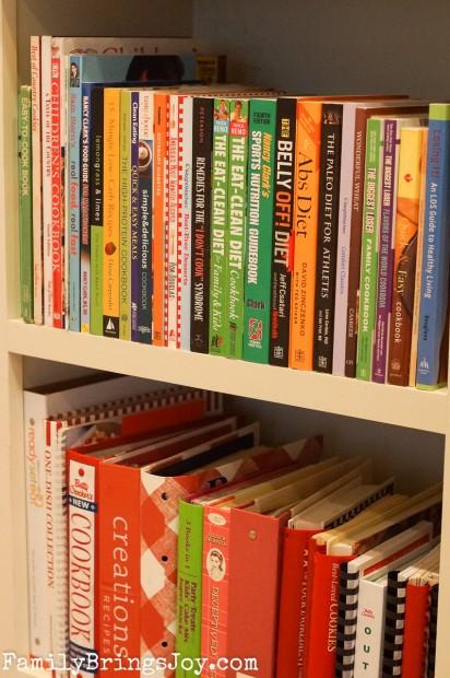 cook books familybringsjoy